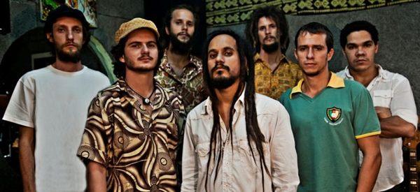 Banda carioca Ponto de equilíbrio é a principal atração do Cerrado Beach  ( Fernando Melo/Divulgação)