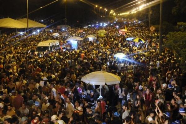 Concentração será no estacionamento da Sala Funarte (Iano Andrade/CB/D.A Press)