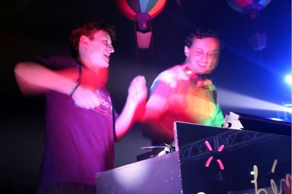 Taiguara Chagas será um dos DJs nas discotecagens (Luis Xavier de França/Esp. CB/D.A Press)