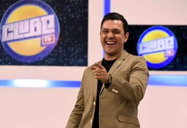 Eclético, Arthur Luís comanda programas de rádio e de tevê (Ed Alves/CB/D.A Press)