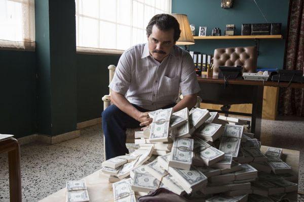 Wagner Moura está entre os favoritos da categoria Melhor ator em série dramática (Daniel Daza/Netflix)