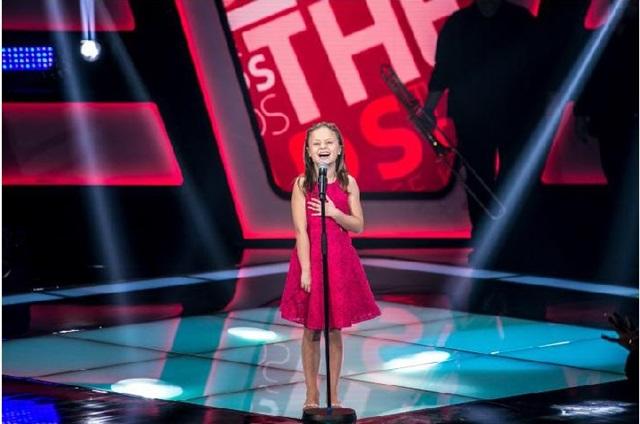 The voice kids: É preciso ter cuidado com a fama relâmpago que esse tipo de programa oferece. (Globo/ Isabella Pinheiro)
