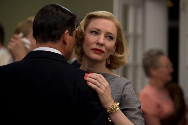 Cate Blanchett vive a socialite Carol (Mares Filmes/Divulgação)