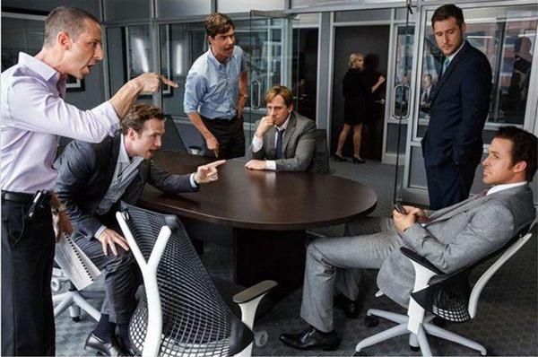 Longa retrata colapso financeiro de 2008 (Paramount Pictures)