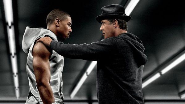 Apesar de ser um filme sobre lutas, Creed lembra mais um livro de autoajuda barata (Reprodução/Internet)