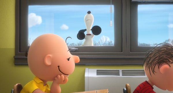 Amigos ajudam Charlie Brown a lidar com a descoberta do amor (Fox Filmes/Reprodução)