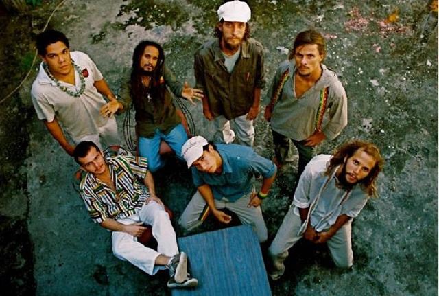 Integrantes da banda Ponto de Equilíbrio (Fernando de Mello/ Divulgação)