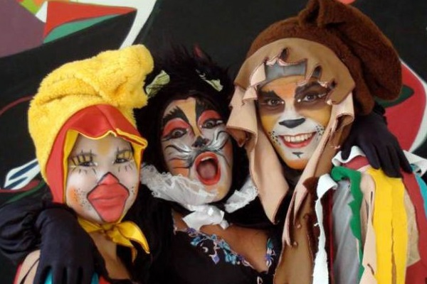 %u201CQueremos fazer uma tarde de brincadeiras e desenvolver marchinhas de carnaval com as crianças%u201D, Tereza Padilha (Dayse Hansa/Divulgação)