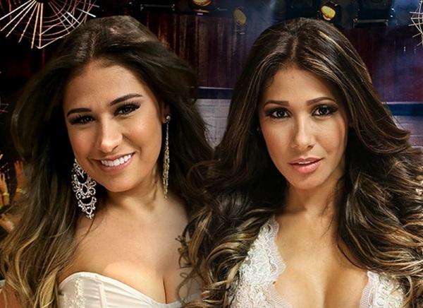 Simone e Simaria apresentarão o álbum 'Bar das coleguinhas' (Facebook.com/Reprodução da Internet)