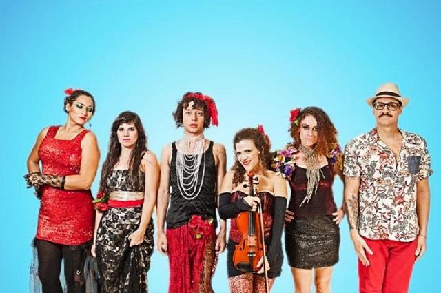 Banda Cantigas Boleráveis (Ferreira Maia/ Divulgação)