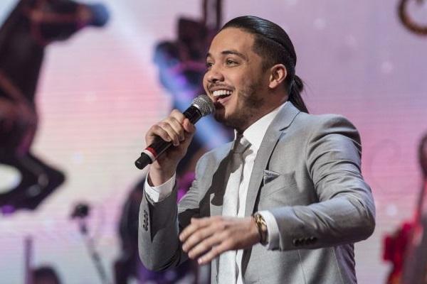 O cantor promete uma apresentação com toda a pompa do último show na capital (Globo/Pedro Curi)