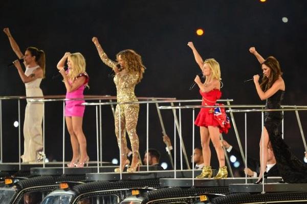 Spice Girls será o tema da festa (AFP PHOTO/GABRIEL BOUYS)