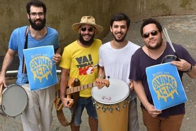 O Divinas Tetas cantará músicas dos tropicalistas Caetano Veloso e Gilberto Gil (Zuleika de Souza/CB/D.A Press)