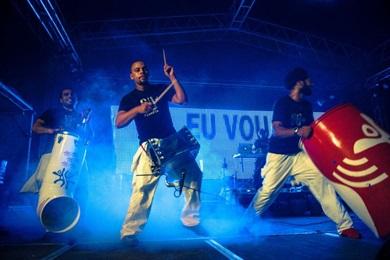 O grupo Patubatê tocará no bloco Calango Careta (Luis Xavier de França/Esp. CB/D.A Press)