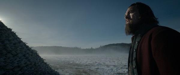 Leonardo DiCaprio é o favorito ao Oscar pelo papel de  Hugo Glass (Fox Film/Divulgação)