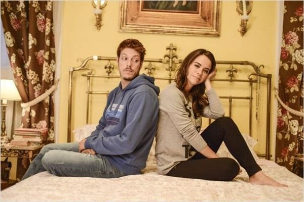 Casal passa por fragilidade após 3 anos de casamento  (Paris Filmes/Divulgação)