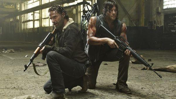 Sétima temporada de The walking dead está confirmada (Fox/Divulgação)