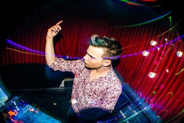 Uma das atrações da noite é o DJ Rafael Alídio (Gêmeos VB/Divulgação)
