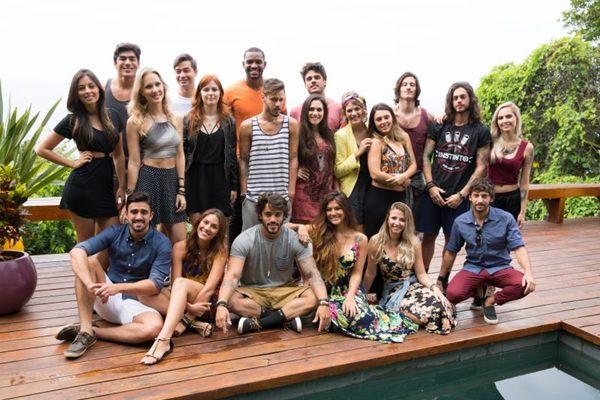 Em Are you the one Brasil, o objetivo dos participantes é descobrir os 10 pares ideais (MTV/Divulgação)