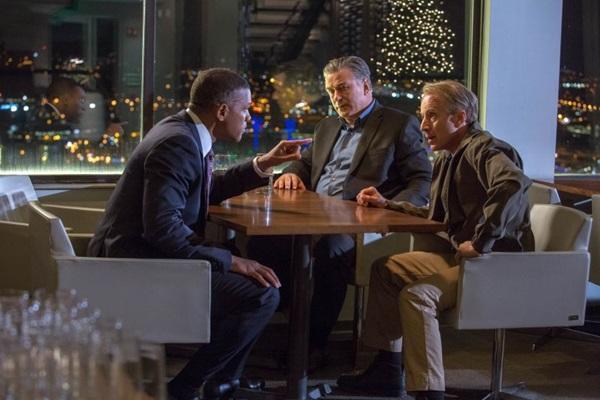 No elenco do filme estão os atores  Will Smith, Alec Baldwin e Arliss Howard (Reprodução/Internet)