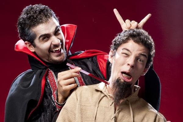 Baseado nas séries clássicas de horror, espetáculo 'Terror, a comédia' reestreia com outra pegada  (Rodrigo Carletti/Divulgação)