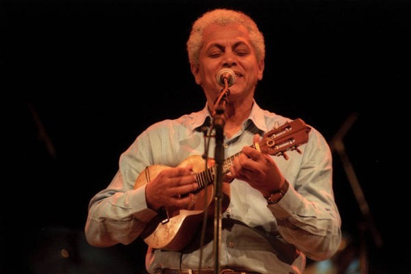 Cantor, compositor, violonista e cavaquinista carioca, Paulinho da Viola conviveu com o choro desde a infância  (Jorge Cardoso/CB/D.A Press)