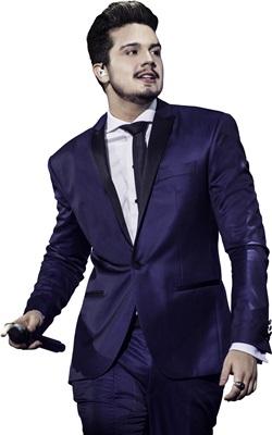 Luan Santana apresentará os hits do mais recente álbum em show no Espaço Villa Mix (Jozzu Mif/Divulgaçao)