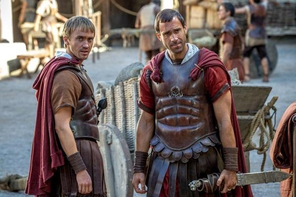 Aplicado soldado romano é destacado para procurar o corpo de Jesus (Reprodução/Internet)