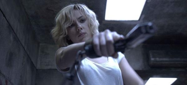 Scarlett Johansson como Lucy ( Universal Pictures/CB/D.A Press)
