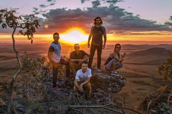 Grupo brasiliense Surf Sessions (Lucas Zion/Divulgação)