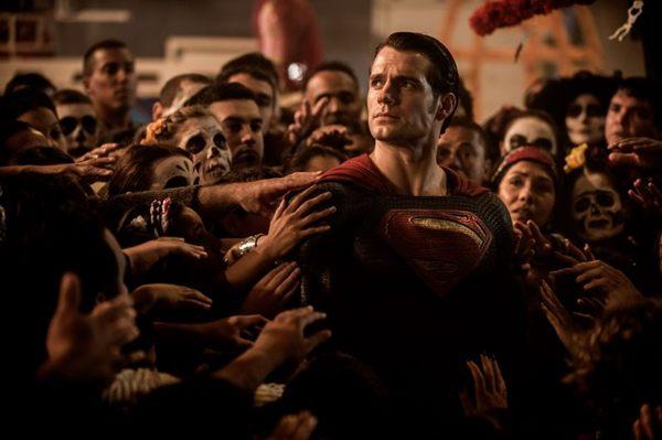 Batman vs Superman: palmas para Ben Afflek e para Henry Cavill, nem tanto (Clay Enos/Warner Bros)