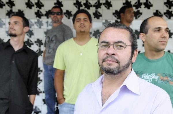 Banda Quatro Estações faz covers de Legião Urbana (Daniel Ferreira/CB/D.A Press)