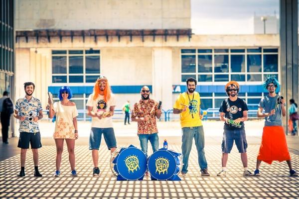 Foliões ainda podem comemorar depois de mais de 40 dias do carnaval (Sinclair Maia/Divulgação)
