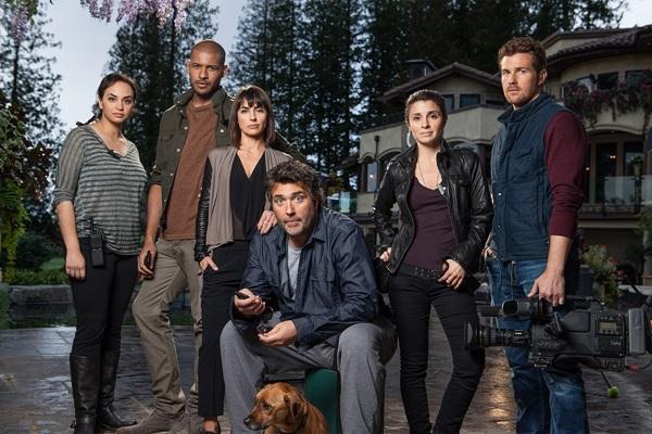 A série acompanha as manipulações em reality shows para garantir o sucesso da produção (Lifetime/Divulgação - 8/8/14 )