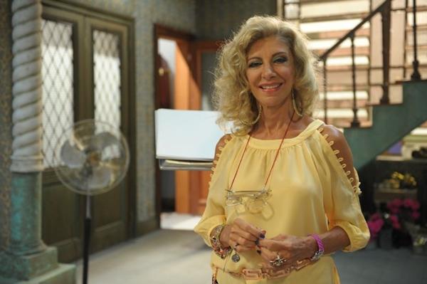 Atriz morreu em 2015, aos 72 anos (João Cotta/TV Globo)
