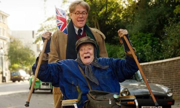'A senhora da van' é um drama com toques de comédia (Reprodução/Internet)