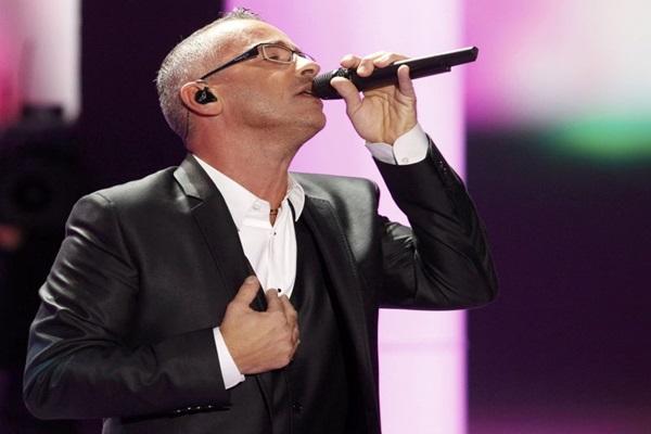 O italiano Eros Ramazzotti vem ao Brasil com a tour mundial do álbum 'Perfetto' (TOBIAS SCHWARZ)