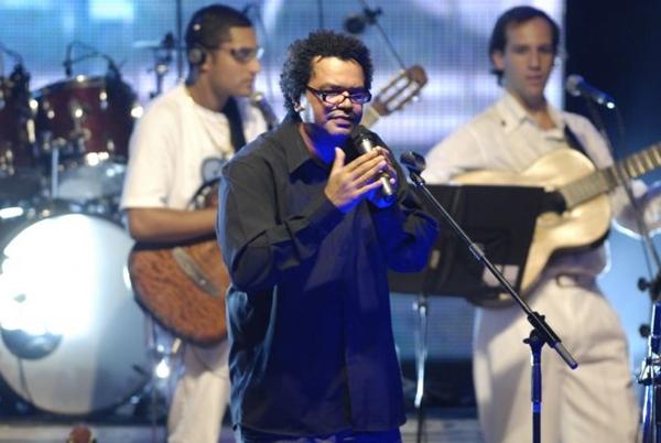 Relação de Marquinhos de Oswaldo Cruz com a Portela vem desde o nascimento (Daniel Ferreira/CB/D.A Press)