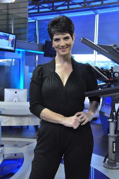 Jornalista comanda o 'Mariana Godoy entrevista', na RedeTV (Wayne Camargo/RedeTV!/Divulgação)