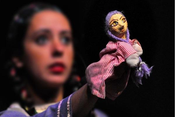 O espetáculo Cordas e contos integra as comemorações (Mauro Kury/Divulgação)