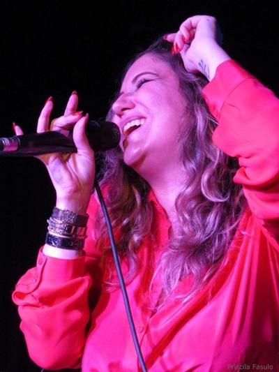 Maria Rita chega à Brasília com a turnê do show Samba de Maria (MRDivulgação/Divulgação)