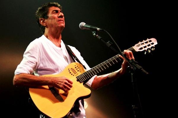 Fagner volta a Brasília para turnê de 40 anos de carreira (Evaldo Gomes/Divulga?ao)