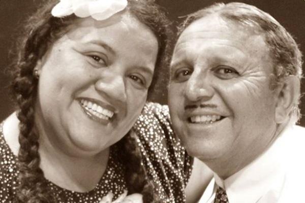 Márcia Marmori e Adilson Mottor vivem em um divertido casal que não se entende mais (Reprodução/Internet)