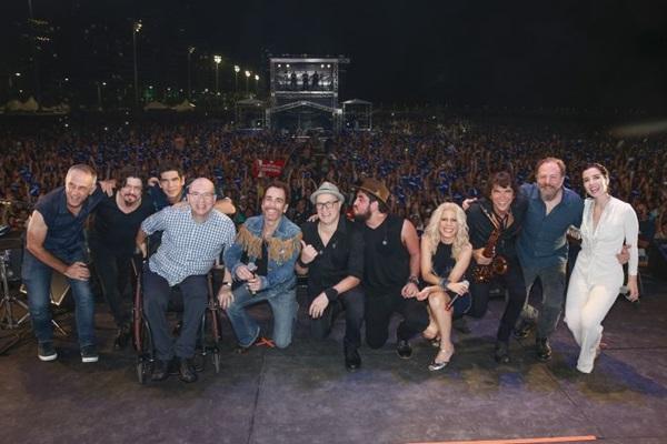 De Roberto Carlos a Los Hermanos: várias fases do rock brasileiro estarão representadas no Parque da Cidade  (Felipe Panfili/Divulgação )