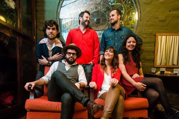 Integrantes do grupo Odara (Felipe Prado/Divulgação)