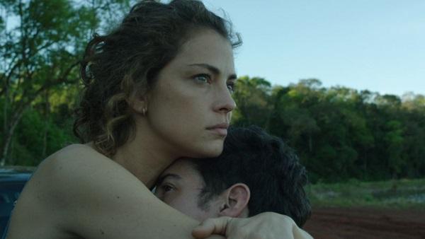 A interpretação como Paulina rendeu vários prêmios a Dolores Fonzi (Esfera Filmes/Divulgação)