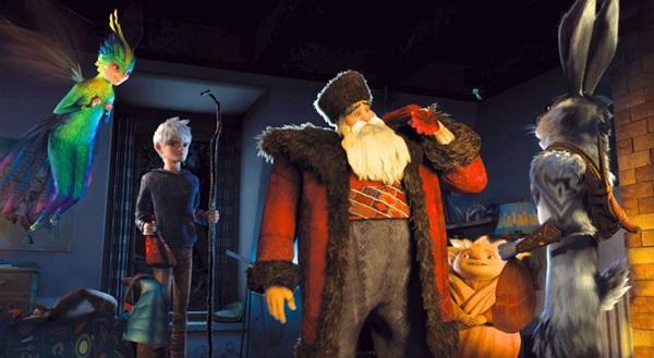 Heróis de 'A origem dos guardiões' se unem para salvar as crianças dos pesadelos (Paramount Pictures/Divulgação)