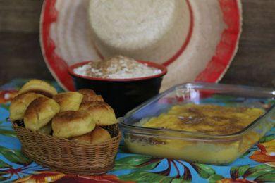 A broa da padaria Pão Premier é pouco doce para não ficar enjoativa (Rodrigo Nunes/Esp. CB/D.A Press)