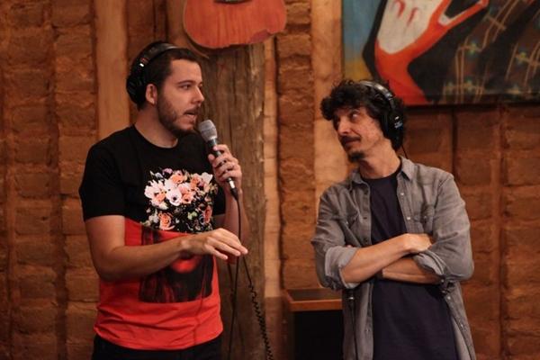 Além de cantar, Pedro Luís conversará com o público hoje, no Teatro da Caixa  (Ricardo Gomes/Divulgação)