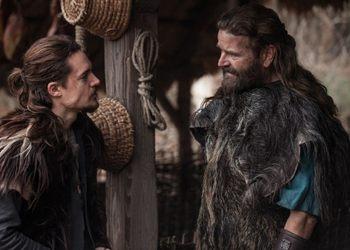 Cena da série O último reino (Joss Barratt/Divulgação)